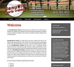 genuwin sports training