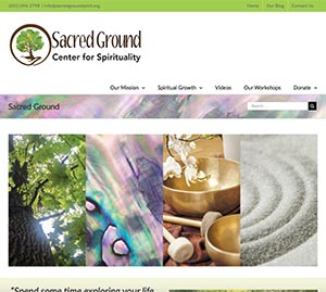 sacred ground center for spirituality